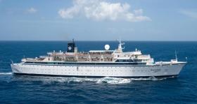 位於加勒比海的旗艦船服務機構