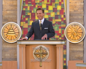 Mr. David Miscavige, Chairman of the Board of Religious Technology Center and ecclesiastical leader of the Scientology religion, dedicated the new Church of Scientology Twin Cities.