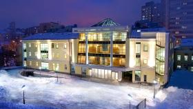 莫斯科山達基教會 莫斯科山達基教會的新家,在市中心花園園環路附近,離紅場不遠。這是山達基教會在俄羅斯聯邦最主要的新建築物。
