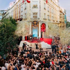 山達基教會在馬德里文人區開幕剪綵,開啟了西班牙宗教自由的新頁,法律、宗教與人權方面的政府官員表達了山達基是他們國家的希望。