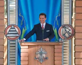 2009年4月4日,宗教技術中心理事會主席暨山達基宗教領袖大衛.密斯凱維吉先生,主持了馬爾墨新山達基教會的開幕典禮。
