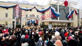 莫斯科山達基教會的新家有超過2,000名山達基人、俄羅斯政府、宗教和人權政要都有來參加。在俄羅斯聯邦首次大規模舉辦的山達基教會開幕儀式。